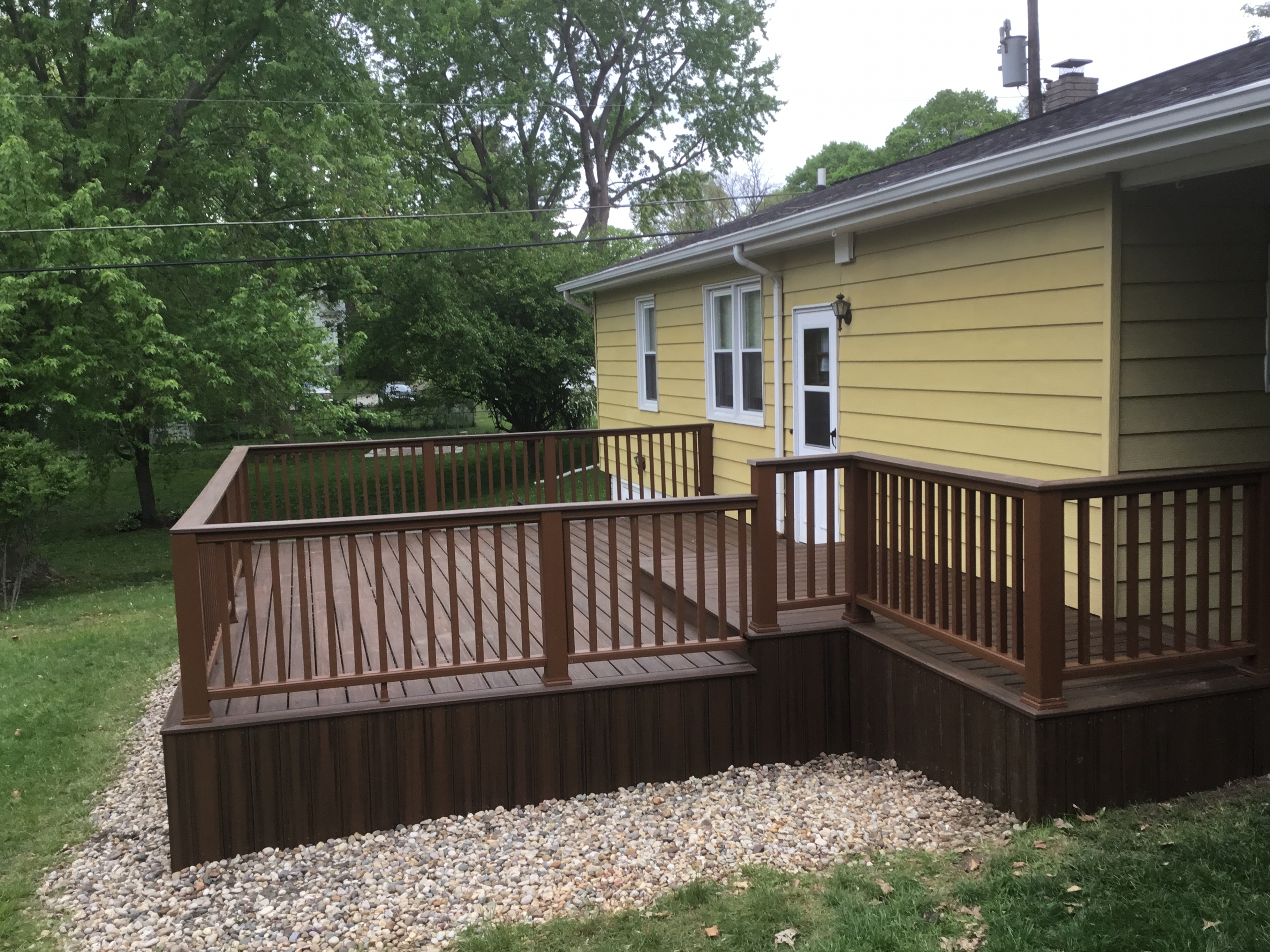 portfolio parker deck and sunroom company wi